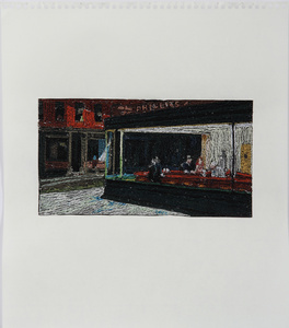 About Paining / Edward Hopper