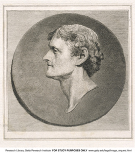 [Frontispiece : portrait of Thomas Jefferson]