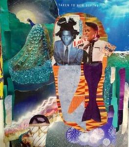 Untitled (Janelle Monae Basquiat)