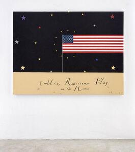 Endless American Flag