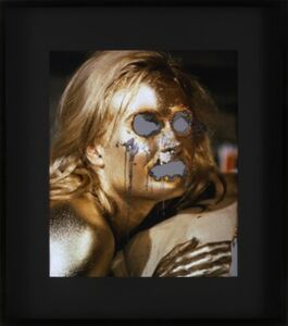 Self-Portrait of You + Me (Shirley Eaton)