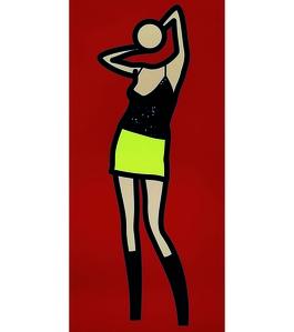 Sara Dancing 3