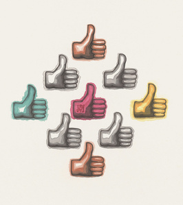 17 Thumbs up