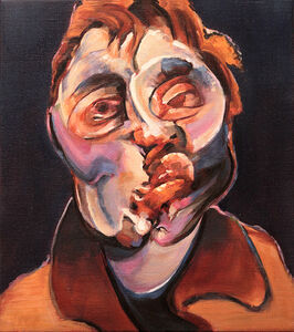 Not Self Portrait, Francis Bacon