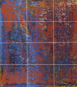 Destroyed Richter Grid No.1 A-L (12)