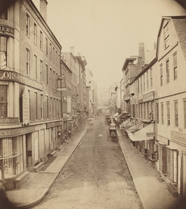 School Street, Boston