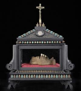 Jawbone of Santo Guerro