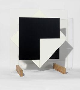 Study for interlocking squares