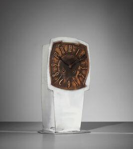 'Tudric' mantle clock, model no. 0253