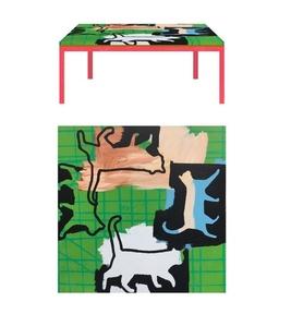 Richard Woods: Work Tables
