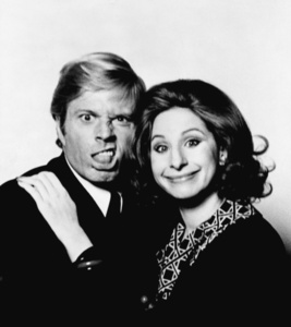 Barbra Streisand and Robert Redford