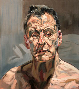 No Self Portrait, Lucien Freud
