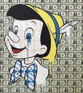 Dollars + Sense - Pinocchio