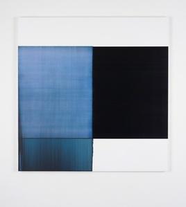 Exposed Painting Oriental Blue