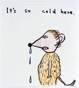 Untitled (It's So Cold Here)
