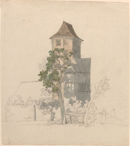 Tower of a Fortified House [recto]