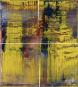Destroyed Richter Painting No.3  A-D (4)