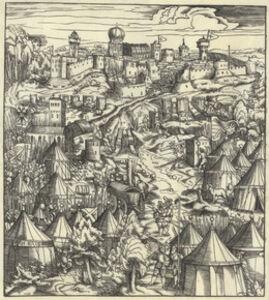 The Battle of Padua