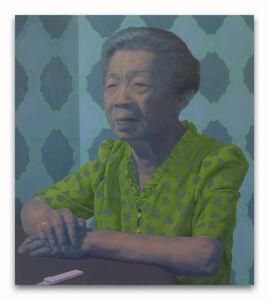 Grandma at the Table