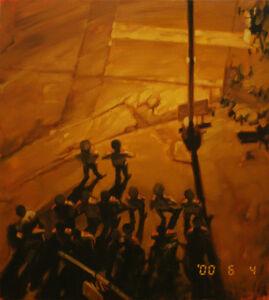 June 4, 2000. Shantou (The Night Watch)