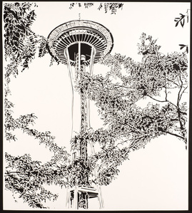 Space Needle, 1964