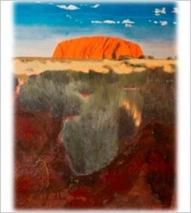 Uluru at Sunset 2