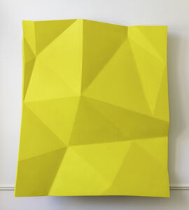Paper folds 'yellow'