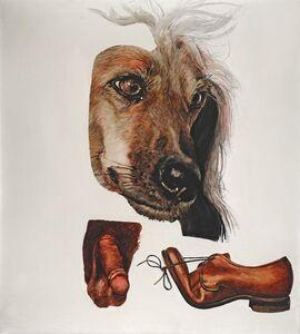 """""""Dog, Genitals, Shoe"""""""