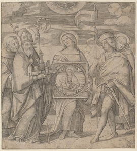 Patron Saints of Bologna
