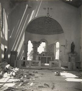 The Church at Tobruk, Libya