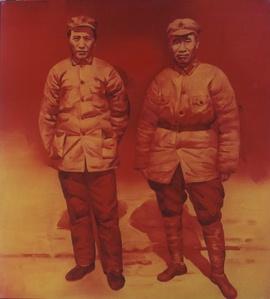 Mao Zedong & Zhu De