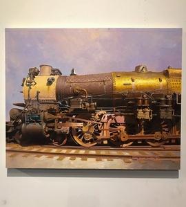Golden Locomotive