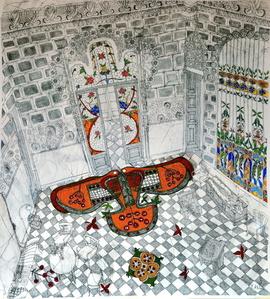 Something of Gaudi