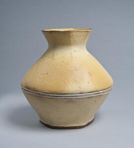 Seven Sided Large Vase