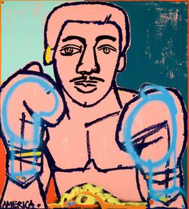 Gold Belt Boxer