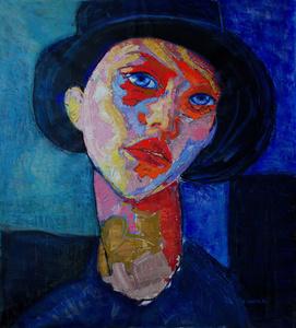 Scarlett, Ode to Modigliani