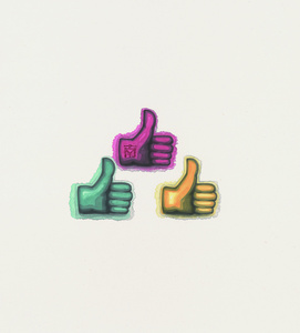 3 Thumbs Up
