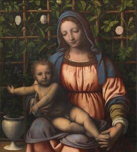 Madonna and Child (Madonna del Roseto)