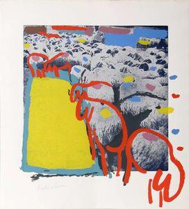 Sheep Portfolio (seven works)