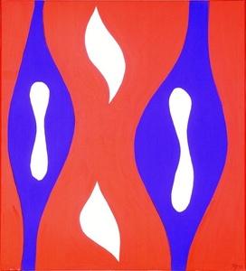 Blau - Rot