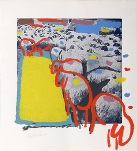 Sheep Portfolio (seven works)