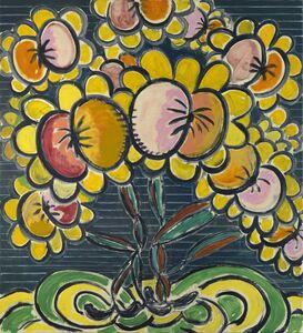 Arse Flowers in Bloom