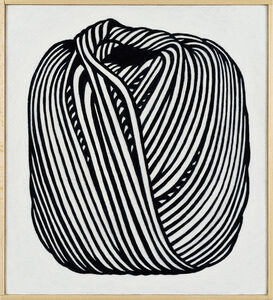 Roy Lichtenstein, 'Ball of Twine', 1963