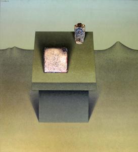 Mesa Verde Con Objectos