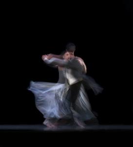 MIKHAIL BARYSHNIKOV: Dancing Away