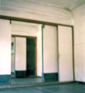 Blue Door Stem