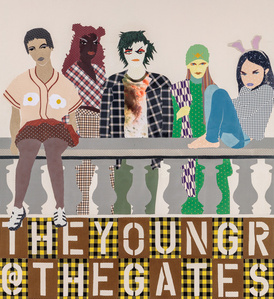 The Young Are At The Gates