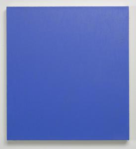 Roman Painting: Cobalt Blue Tint