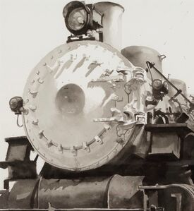 Study:  Locomotive of Kenyon
