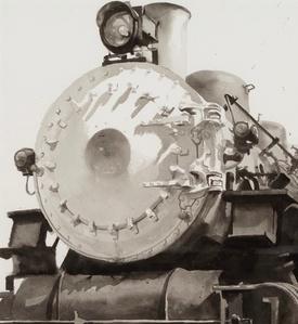 Study:  Locomotive of Kenyon